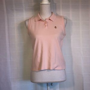 Ralph Lauren Petite Sleeveless Polo Shirt